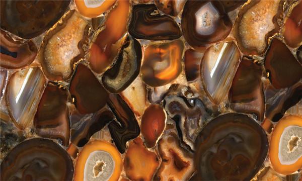 8310 Brown Agate 棕玛瑙